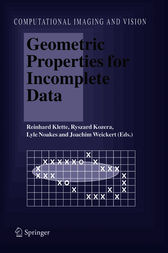 Geometric Properties for Incomplete data by Reinhard Klette