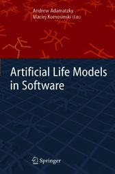 Artificial Life Models in Software by Andrew Adamatzky