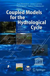 Coupled Models for the Hydrological Cycle