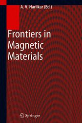 Frontiers in Magnetic Materials by Anant V. Narlikar