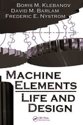 Machine  Elements by Boris M. Klebanov