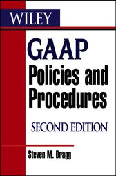 Wiley GAAP Policies and Procedures