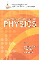 Few-body Problems In Physics