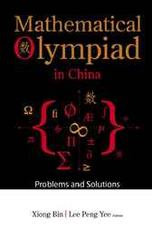 Mathematical Olympiad In China