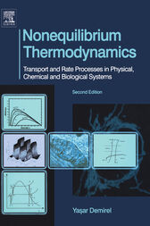 Nonequilibrium Thermodynamics by Yasar Demirel