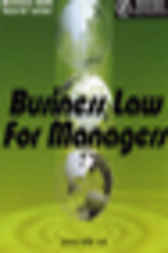 BUSINESS LAW FOR MANAGERS by Enesa Delic
