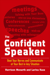 The Confident Speaker: Beat Your Nerves and Communicate at Your Best in Any Situation by Harrison Monarth