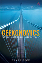 Geekonomics by David Rice