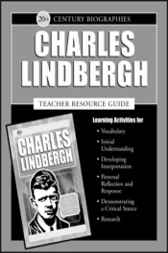 Charles Lindberg TRG by Kent Publishing