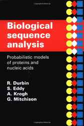 Biological Sequence Analysis by Richard Durbin