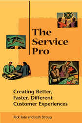 The Service Pro by Rick Tate