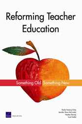 Reforming Teacher Education