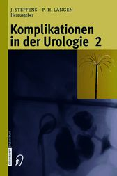 Komplikationen in der Urologie 2 by E. Stark