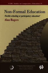 Non-Formal Education by Alan Rogers