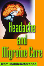 Headache and Migraine Care by MobileReference
