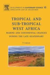 Tropical and sub-tropical West Africa by P. Giresse