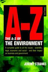 A-Z of the Environment by Jeremy Stranks