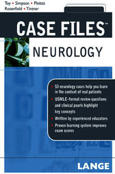Case Files Neurology by Eugene C. Toy