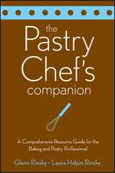 The Pastry Chef's Companion by Glenn Rinsky
