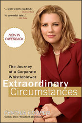 Extraordinary Circumstances by Cynthia Cooper