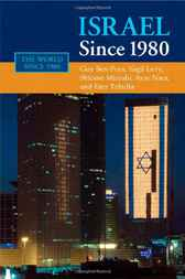 Israel since 1980 by Guy Ben-Porat