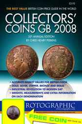 Collectors' Coins GB 2008 by Christopher Henry Perkins