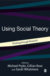 Using Social Theory by Michael Pryke
