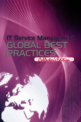 IT Service Management - Global Best Practices, Volume 1