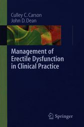 Management of Erectile Dysfunction in Clinical Practice by Culley C. Carson