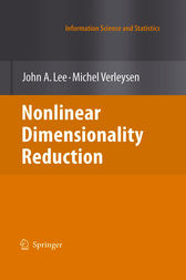 Nonlinear Dimensionality Reduction by John A. Lee