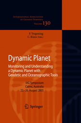 Dynamic Planet by Chris Rizos