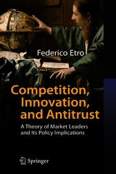 Competition, Innovation, and Antitrust