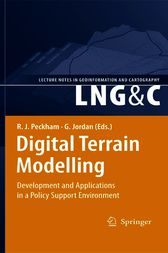 Digital Terrain Modelling by Robert J. Peckham