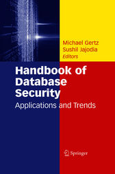 Handbook of Database Security by Michael Gertz