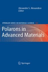 Polarons in Advanced Materials by Sasha Alexandrov