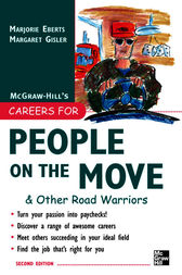 Careers for People on the Move & Other Road Warriors by Marjorie Eberts