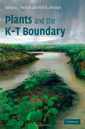 Plants and the K-T Boundary by Douglas J. Nichols