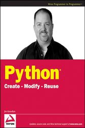Python by James O. Knowlton