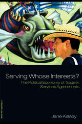 The Political Economy of Trade in Services Agreements