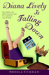 Diana Lively is Falling Down
