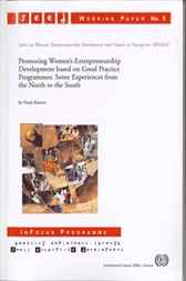 Promoting Women's Entrepreneurship Development based on Good Practice Programmes by Paula Kantor