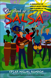 Book of Salsa by César Miguel Rondón
