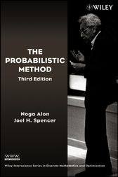 The Probabilistic Method by Noga Alon