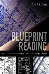 Blueprint Reading by Sam Kubba