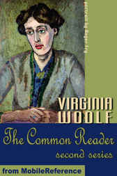 The Common Reader by MobileReference