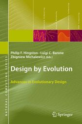 Design by Evolution by Philip F. Hingston