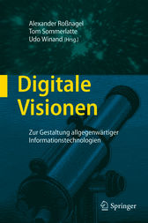 Digitale Visionen by Alexander Roßnagel