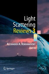 Light Scattering Reviews 3 by Alexander A. Kokhanovsky