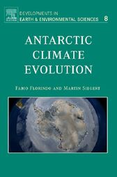 Antarctic Climate Evolution by Fabio Florindo