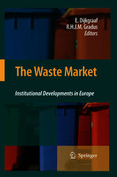 The Waste Market by E. Dijkgraaf